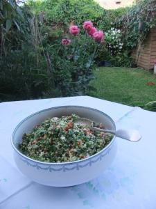 Tabouleh bowl in gdn 2