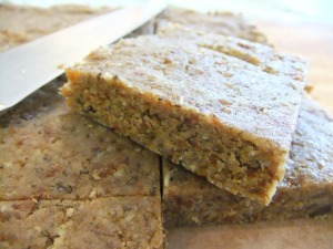 Apricot & brazil nut protein bars