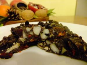 Patrick Holford's chocolate crunchies