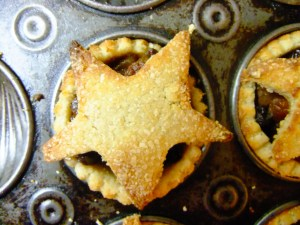 Delicious gluten-free mince pies