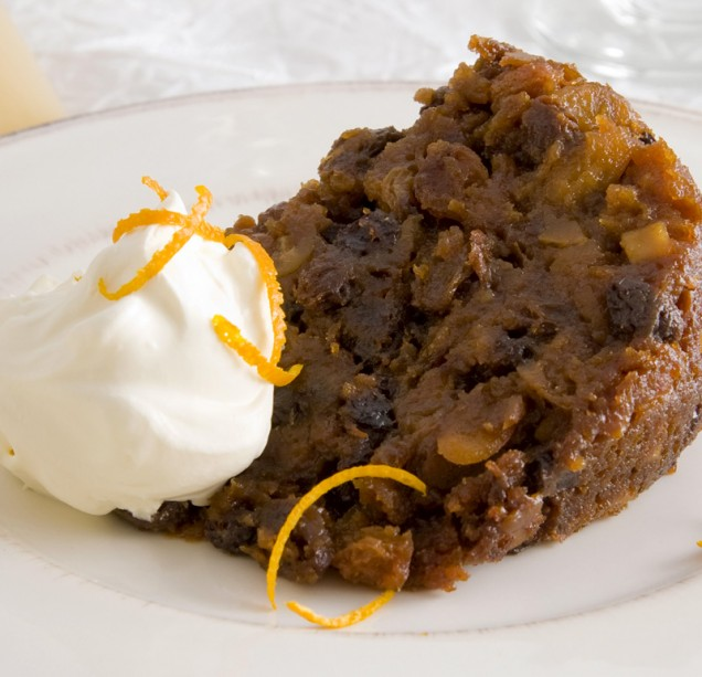 Gluten free christmas pudding annaslarder for Alaskan cuisine traditional