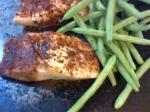 Cajun spiced fish