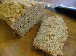 simple oat bread