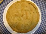 Gluten-free tart, pie or mince pies